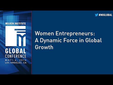 Women Entrepreneurs: A Dynamic Force in Global Growth