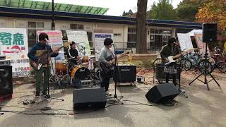 鳥取大学フォークソング部 第35回定期演奏会 出演バンドのデモ演奏です...