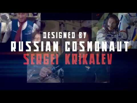 RUSSIAN COSMONAUT WATCH by RAKETA