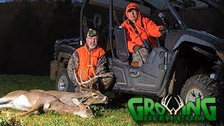 Deer Hunting: Buck Fever and Dropping Does (#367) @GrowingDeer.tv