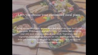 Health Benefits Of A Meal Delivery Service
