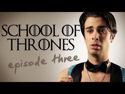 School of Thrones - Episode 3: Targaryen Burn