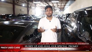 Pinoy Used Cars Latest update by Mr IRFAN |