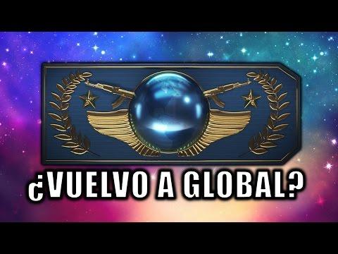 ¿VUELVO A GLOBAL?