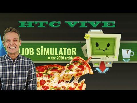 HTC VIVE - JOBSIMULATOR MED JONAS