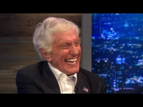 Dick Van Dyke: Trump as president will lead to war
