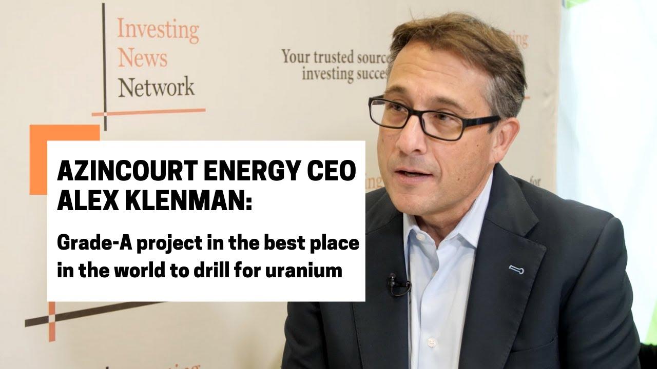 Azincourt Uranium