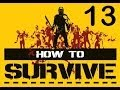 How To Survive Gameplay PC 1080 Capitulo 13 Cajas y monos