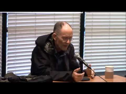 William Gibson Discusses The Peripheral at Book Passage