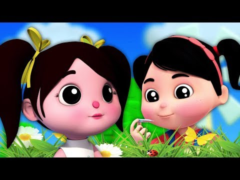 นางสาว Polly มีตุ๊กตา | เพลงเด็ก | การ์ตูนเด็ก | Miss Polly Had A Dolly