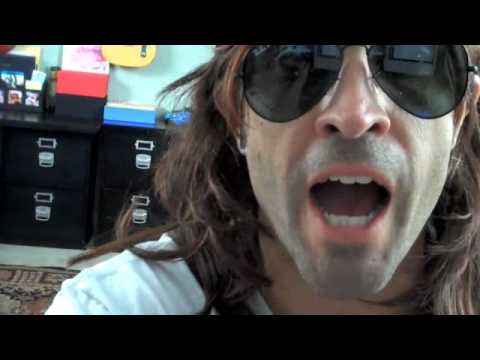 Steel Panther Guitar Solo Competition intro from Satchel