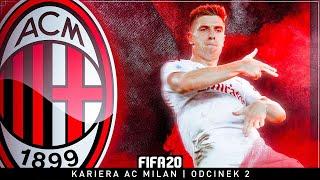 FIFA 20 - KARIERA AC MILAN | #02 - PIO PIO