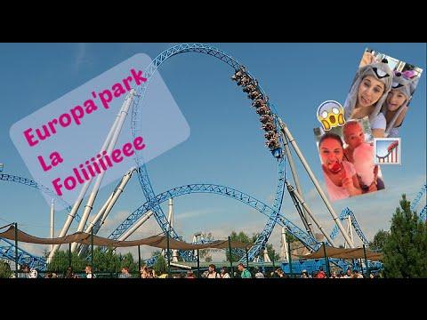 Europa'park nous retourne la tête + concours !!!