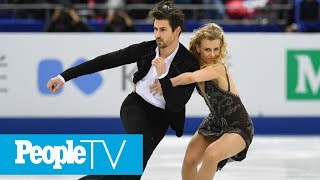 Ice Dancers Madison Hubbell & Zach Donohue Reveal