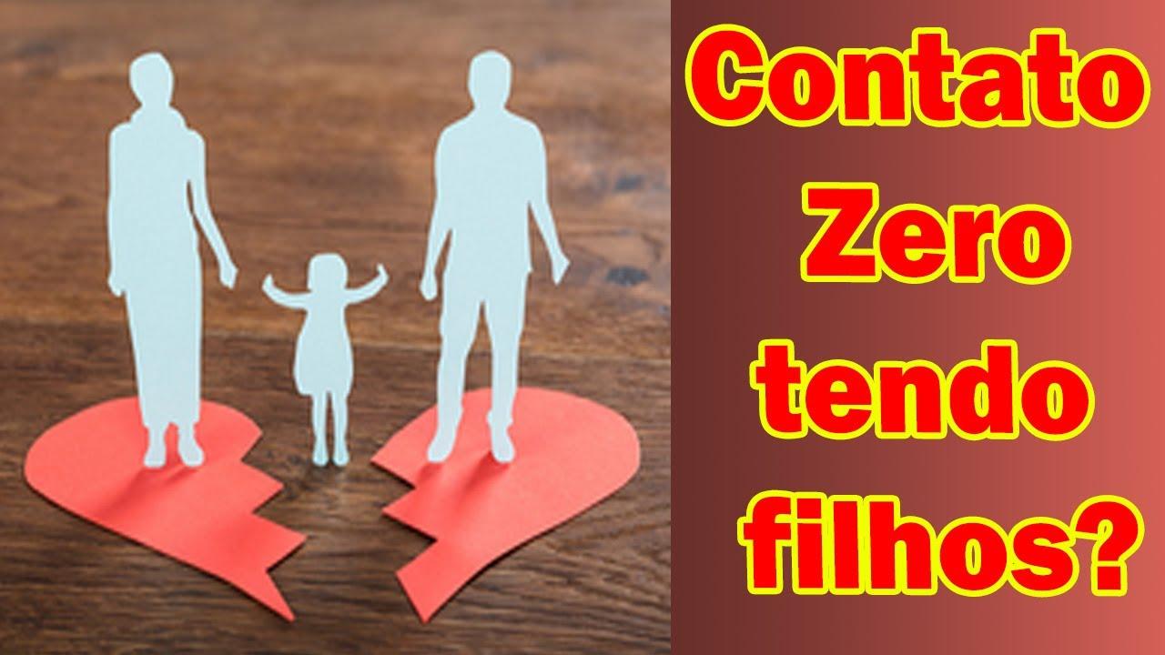 Como Fazer Contato Zero Quando Se Tem Filhos (2020)