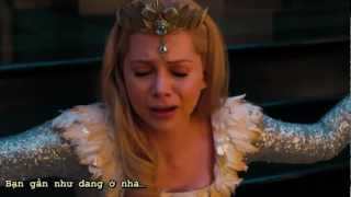 [Vietsub] Mariah Carey - Almost Home (Oz the great and powerful)