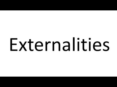 Download Externalities: Negative & Positive Externalities, Marginal Social Cost & Benefit