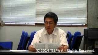 初期日本哲学における「自然」の問題(TIEPh_20140730)