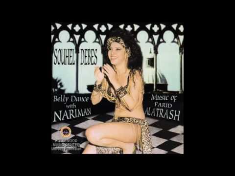 رقص شرقي مع ناريمان / موسيقى فريد الأطرش ❤❤ Belly Dance with Nariman / Music of Farid Al A
