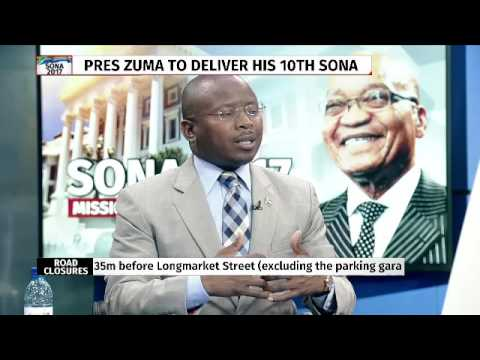 "Political Analyst speaks on 2017 SONA theme"" The year of Oliver Tambo""'"