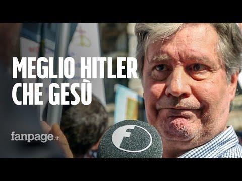 Al Congresso delle famiglie di Verona non distinguono le parole di Hitler da quelle di Gesù