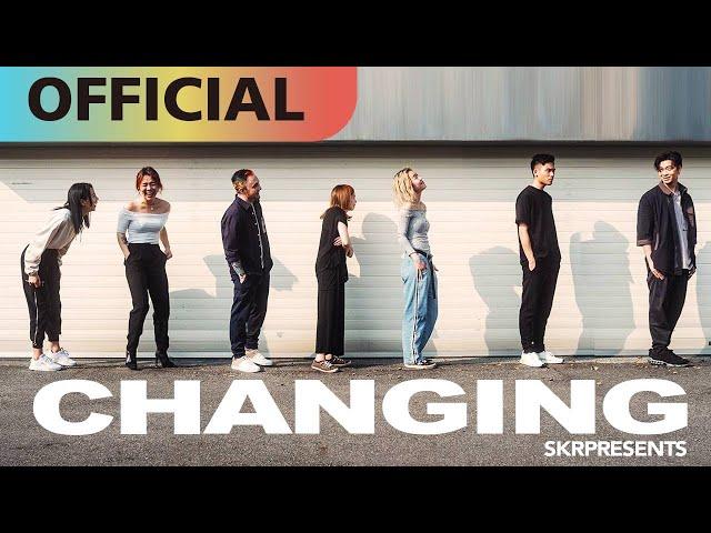 【Changing】- 王艷薇, 高爾宣, 陳忻玥, 李杰明, 九九 | Official MV