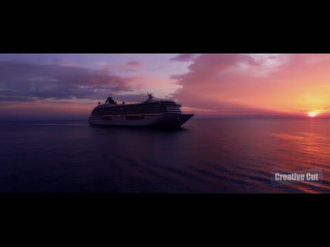 Cinematic Drone: Mystical Morning ¦ Rhodes, Greece Part III / Port of Rhodes / Λιμάνι Ρόδου