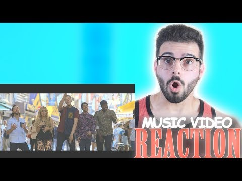 Pentatonix - Rather Be (Clean Bandit Cover) | Music Video Reaction