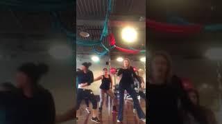Gambar cover B-FIT Hip Hop Workshop Feb 2018. 2 On Tinashe