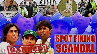 Spot Fixing Scandal 2010 | Mohammad Amir Mohammad Asif Salman Butt fixing case 2010 England