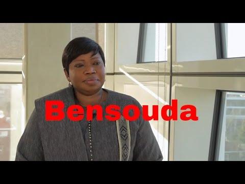 ICC Prosecutor Fatou Bensouda  Interviewed