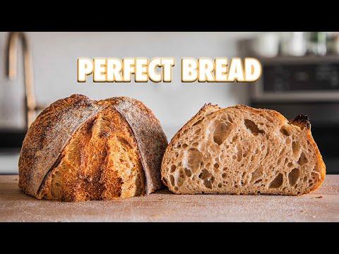 The Ultimate Homemade Sourdough Bread