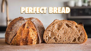 The Ultimate Homemade Sourdough Bread