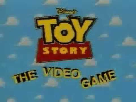 Toy Story  The Video Game Trailer  1996    YouTube Toy Story  The Video Game Trailer  1996