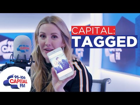 Ellie Goulding Scrolls Through Photos You Tagged Her In   Capital