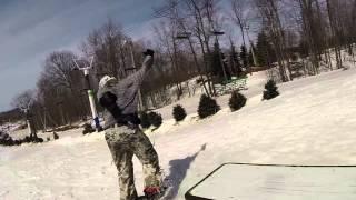 Elite Snowskate - Vincent Parisien