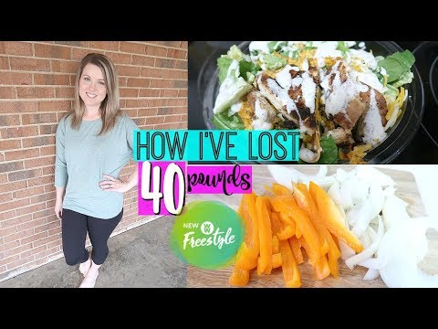 WHAT I EAT IN A DAY ON WEIGHT WATCHERS FREESTYLE | FULL DAY OF EATING