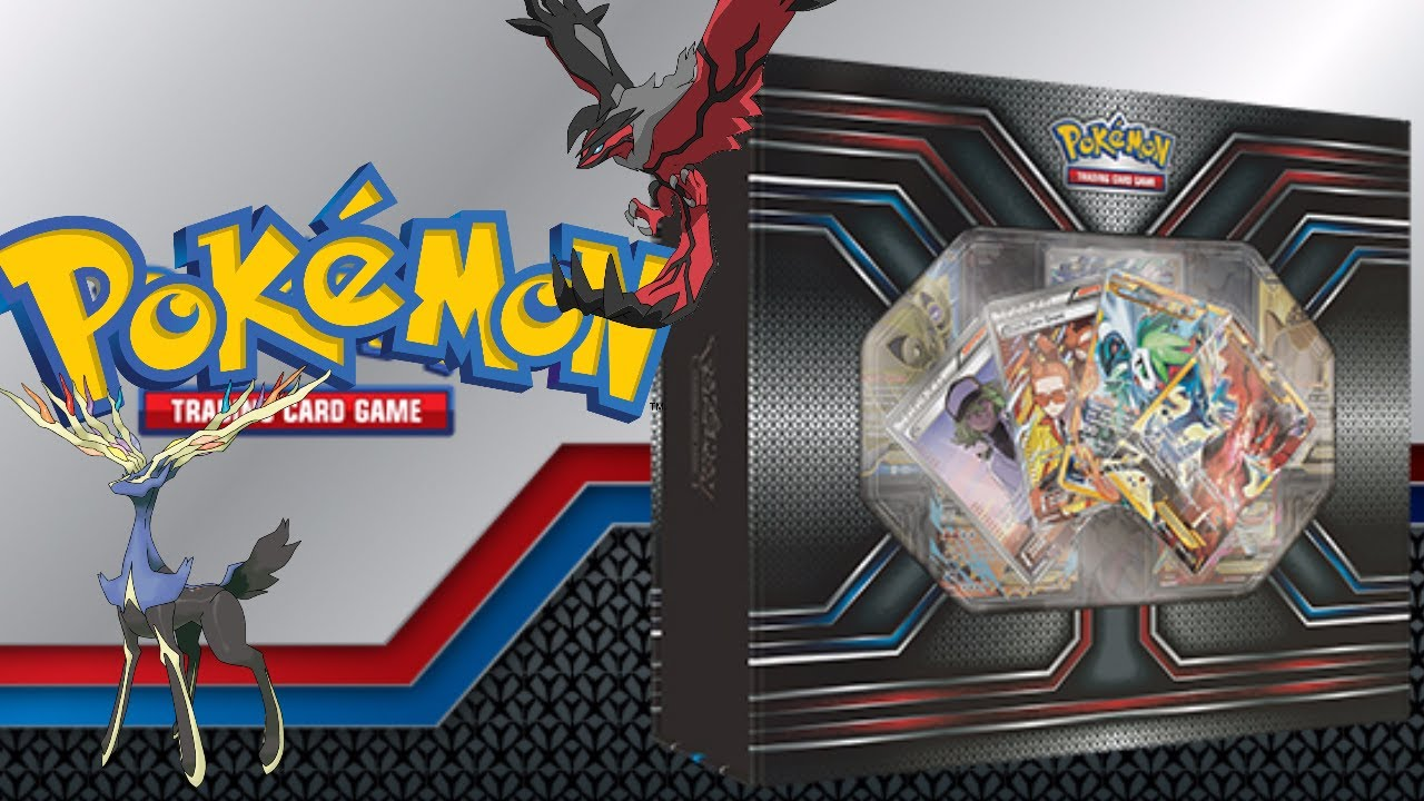 Pokemon XY Premium Collection Box!