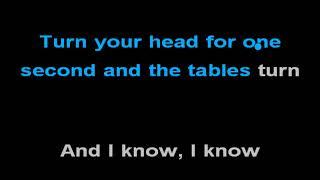 Imagine Dragons - I'm So Sorry (Karaoke Lyrics)