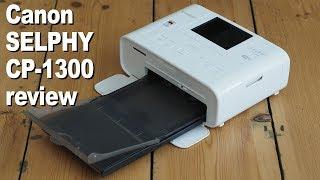 Принтери Canon SELPHY СР 1300 огляд принтера