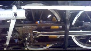 Lumding Diesel shed got a steam Engine