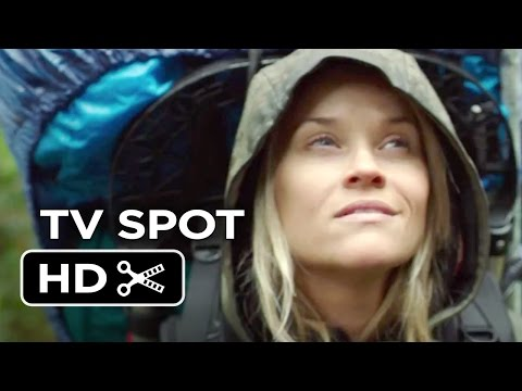 Wild TV SPOT  1000 Adventures 2014  Reese Witherspoon Movie HD
