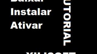 Tutorial Xilisoft Video converter - Como Baixar ativar e instalar