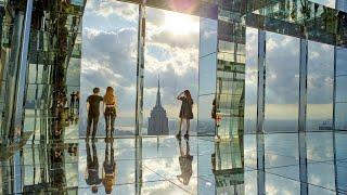 Tra le nuvole e i grattacieli, la nuova stanza delle meraviglie di New York