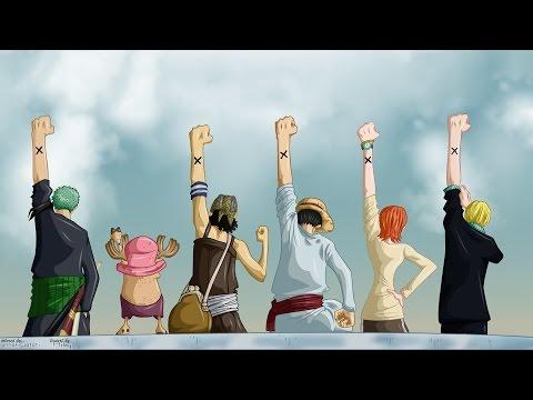 One Piece - OPENING 3 (With Lyrics)