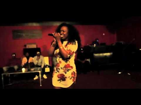 Toni Devon- performing at the seven lounge