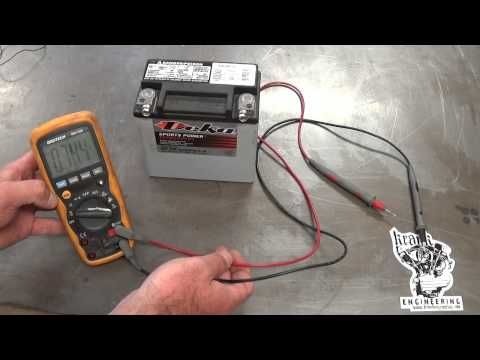 Electrical 101 - Voltage and batteries