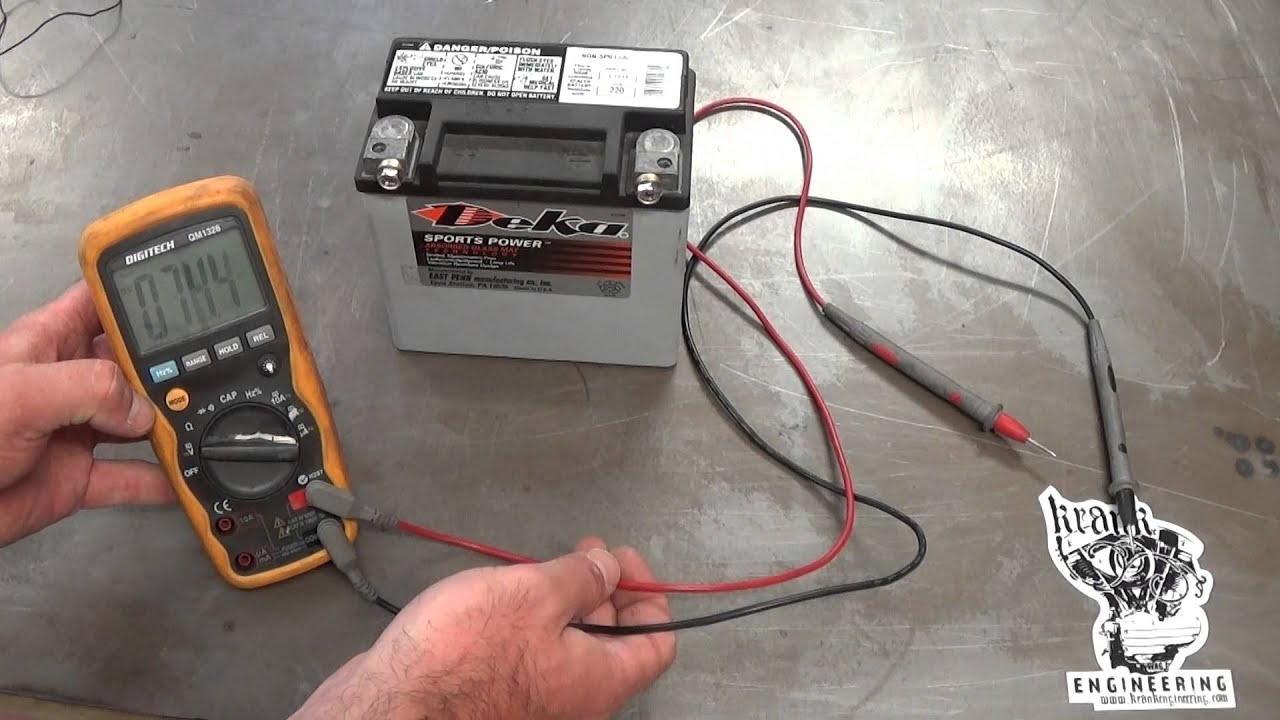 Electrical 101 - Voltage and batteries - YouTube