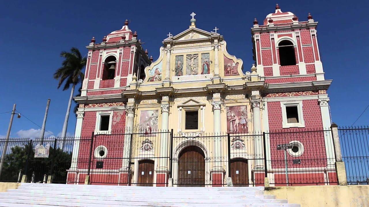 Resultado de imagen para iglesias de leon nicaragua