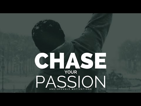 CHASE YOUR PASSION – J Cole, Less Brown, Jim Rohn Motivational Speeches For Success In life 2016